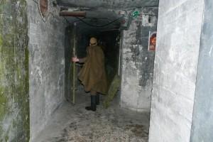 Memel-Nord muziejaus darbuotojas apsireng