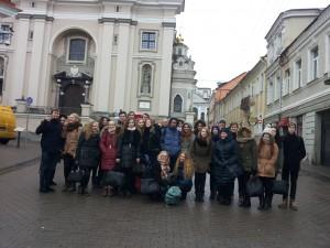 Vilniaus senamiestyje