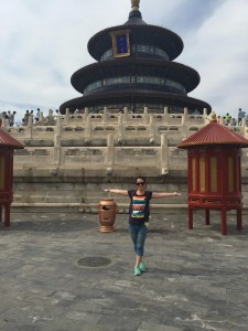 Temple of Heaven ,Beijing